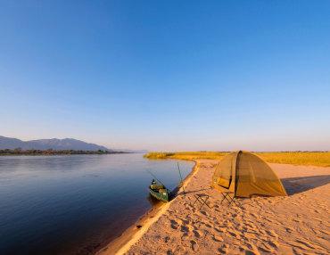 4 Tage Kanu-Safari Mopane in Simbabwe
