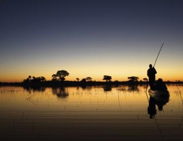 15 Tage Mietwagenreise in die schönsten Nationalparks in Botswana und im Caprivi