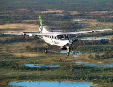 10 Tage Flugsafari Botswana Luxus Special