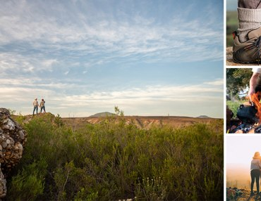 Pioneer Trail im Gondwana Game Reserve in Südafrika