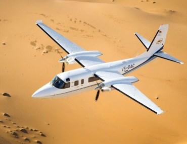 10 Tage Flugsafari Namibia