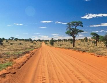 7 Tage Gruppen Campingsafari mit 12 Teilnehmern in die Kalahari