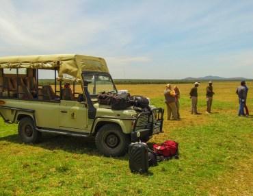Kenia- 14 Tage Kleingruppenreise Safari und Baden