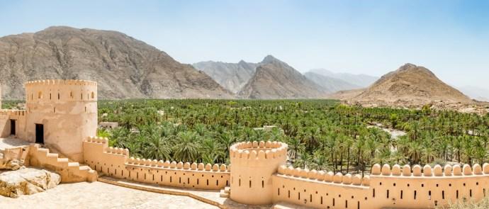 Mountains, Beach and Desert Luxury