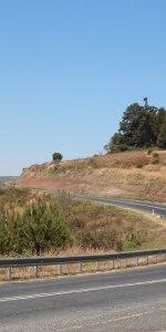 Fahrt durch Usambara Berge