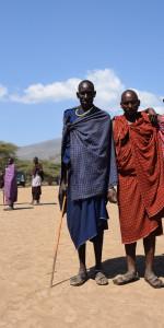 Massai Village Tansania