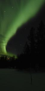 polarlicht-finnland