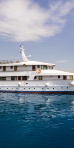 Schiffsbeispiel Adria Yachtkreuzfahrt