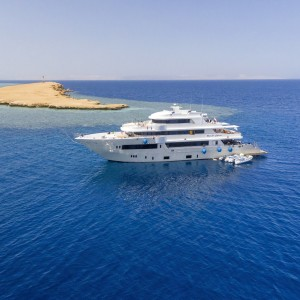 M/Y Red Sea Explorer - InterDive Messespecial
