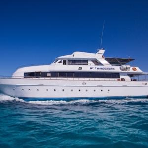 Deep Blue Cruises - InterDive Messespecial