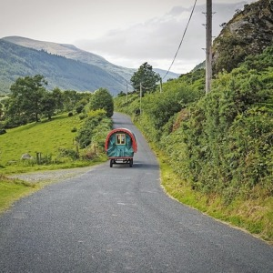 Horse Caravan Wicklow Mountains Explorer Tour