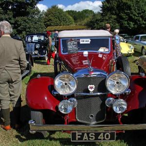 Selbstfahrerreise Britische Automobil-Ikonen