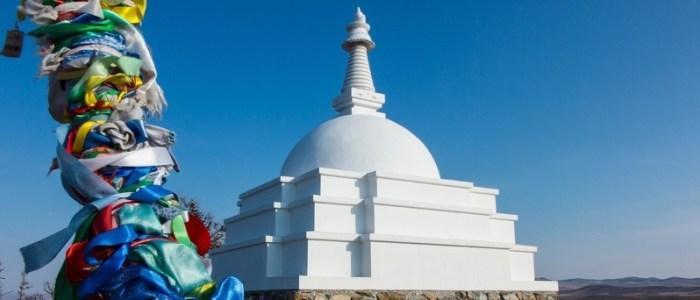 Kloster in Tascheran