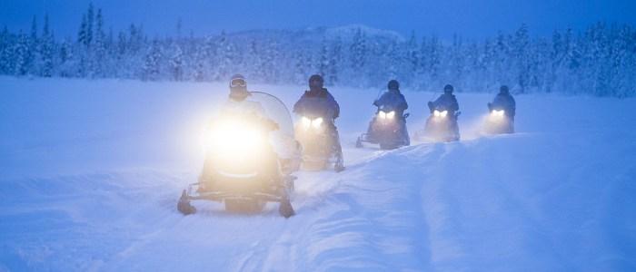 motorschlitten-tour-schweden-lappland
