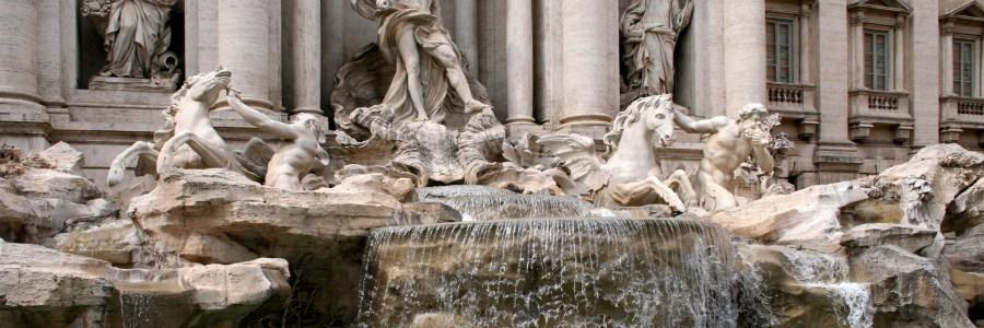 Rom_Trevi Brunnen