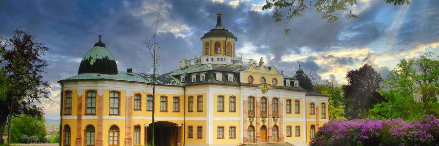 Weimar_Schloss Belvedere