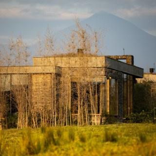 Singita Kataza House im Volcanoes Nationalpark in Ruanda