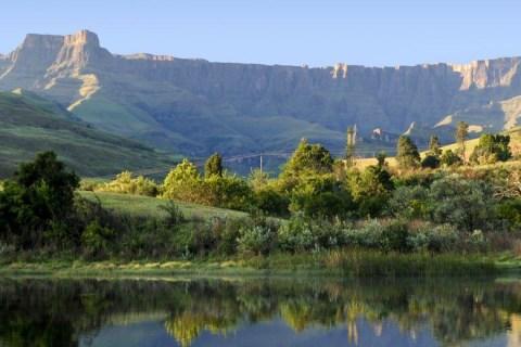 Drakensberg wandern