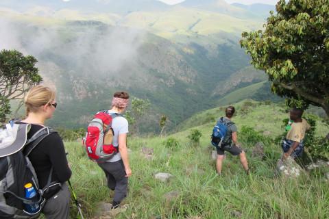 Swaziland Malolotja Landschaft
