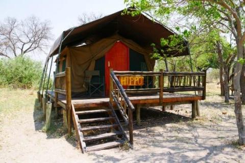 Moremi Nationalpark