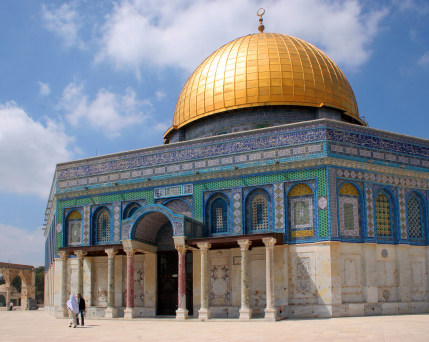 Jerusalem_Moschee al-Aqsa