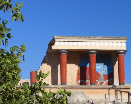 Kreta_Knossos Palast
