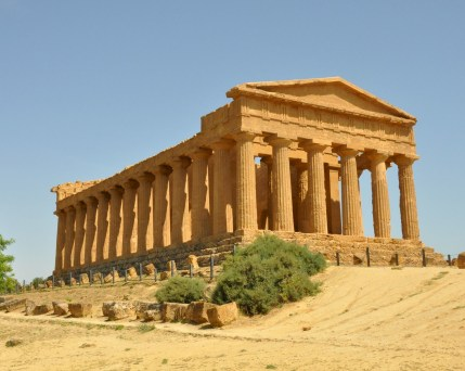 Sizilen_Agrigent_Tal der Tempeln