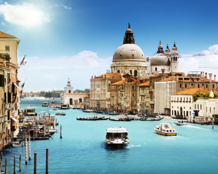 Venedig_Santa Maria della Salute