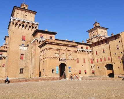Ferrara_Schloss Este