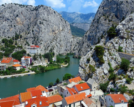 Kroatien_Cetina Fluss