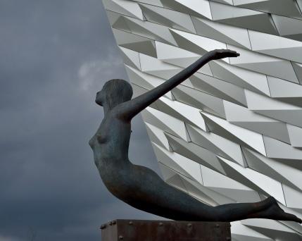 Belfast_Titanic Museum