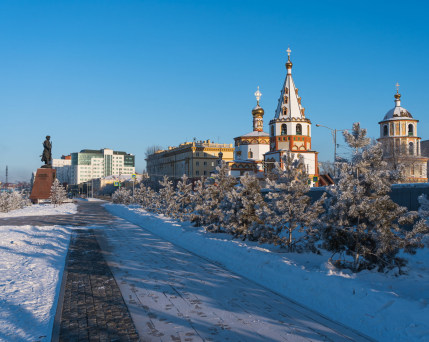 Russland_Irkutsk_Winter