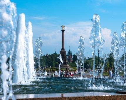 Russland_Jaroslawl_Brunnen