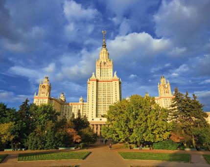 Russland_Moskau_Lomonossov Universität