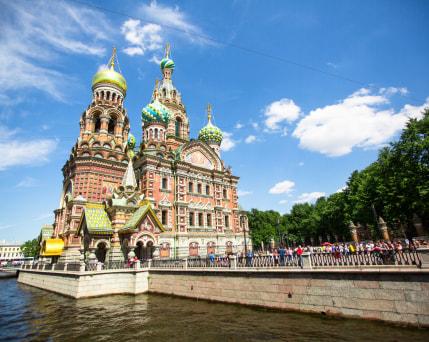 Russland_St. Petersburg_Blutskirche