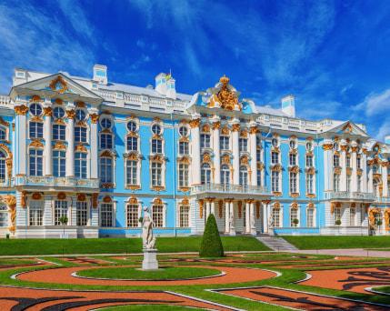 St Petersburg_Pushkin_Katherinenpalast