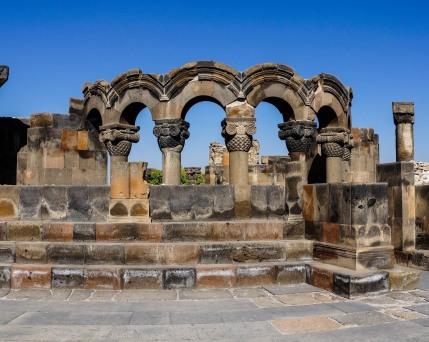 Zvartnots Kathedrale