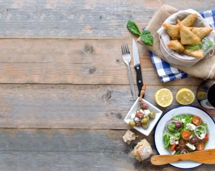 griechiesches Essen