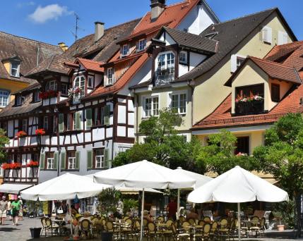 Deutschland _Meersburg