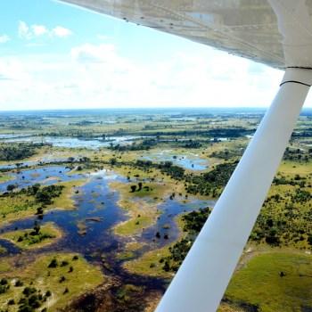 Erlebe Botswana mit Wilderness Safaris