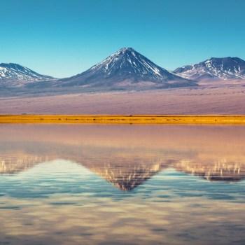Von heißen Wüsten zu eisigen Gletscherbergen