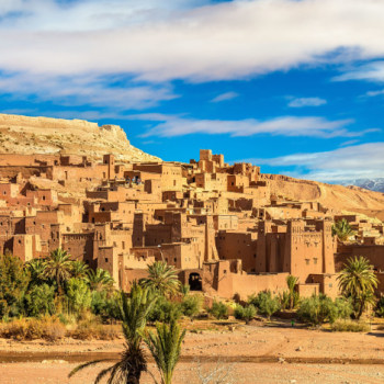 Auf orientalischen Spuren