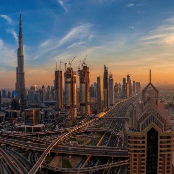 Alle sieben Emirate in sechs Tagen