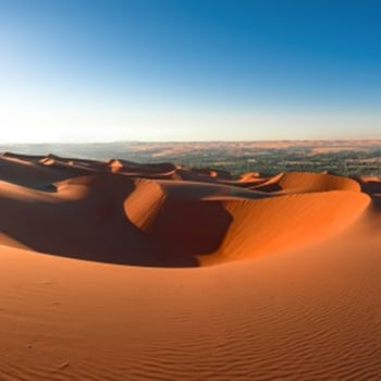 Strandtage und Wüstennächte in Abu Dhabi