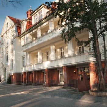 Hotel Kaisers Garten (Swinemünde)