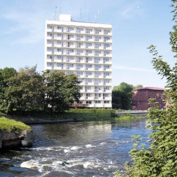 Hotel Nad Parseta (Kolberg)