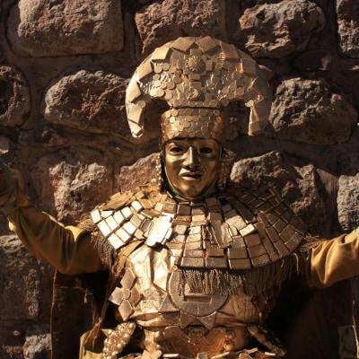 Reise zu den Schätzen Perus