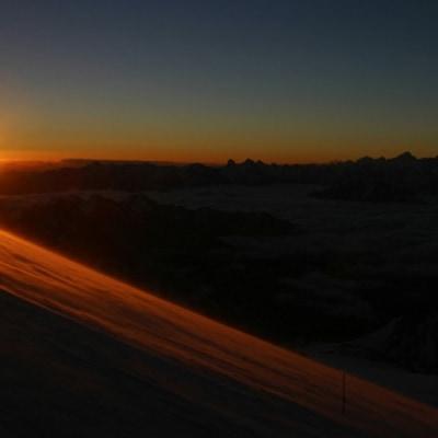 Elbrus Kurztour per Südroute 8 Tage