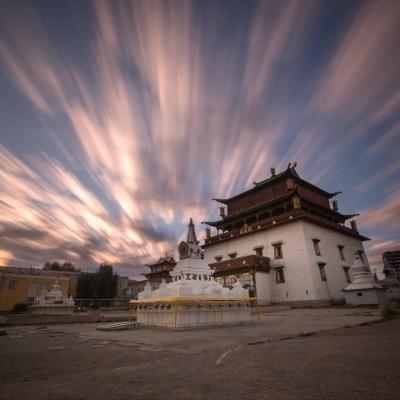 Die große Mongolei Rundreise
