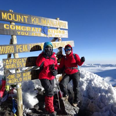Kilimanjaro, Lemosho-Route